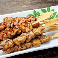 Brochettes de poulet Yakitori