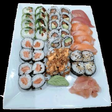 Plateau de sushis 32 pièces – Offre Déconfinement