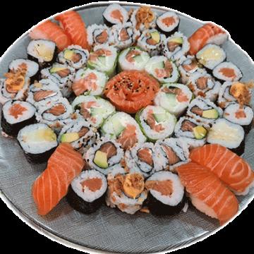 Plateau de sushis 44 pièces – Offre Déconfinement